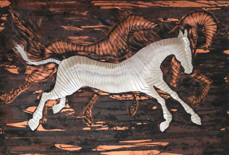 Stádo - Ivan Patúc - relief